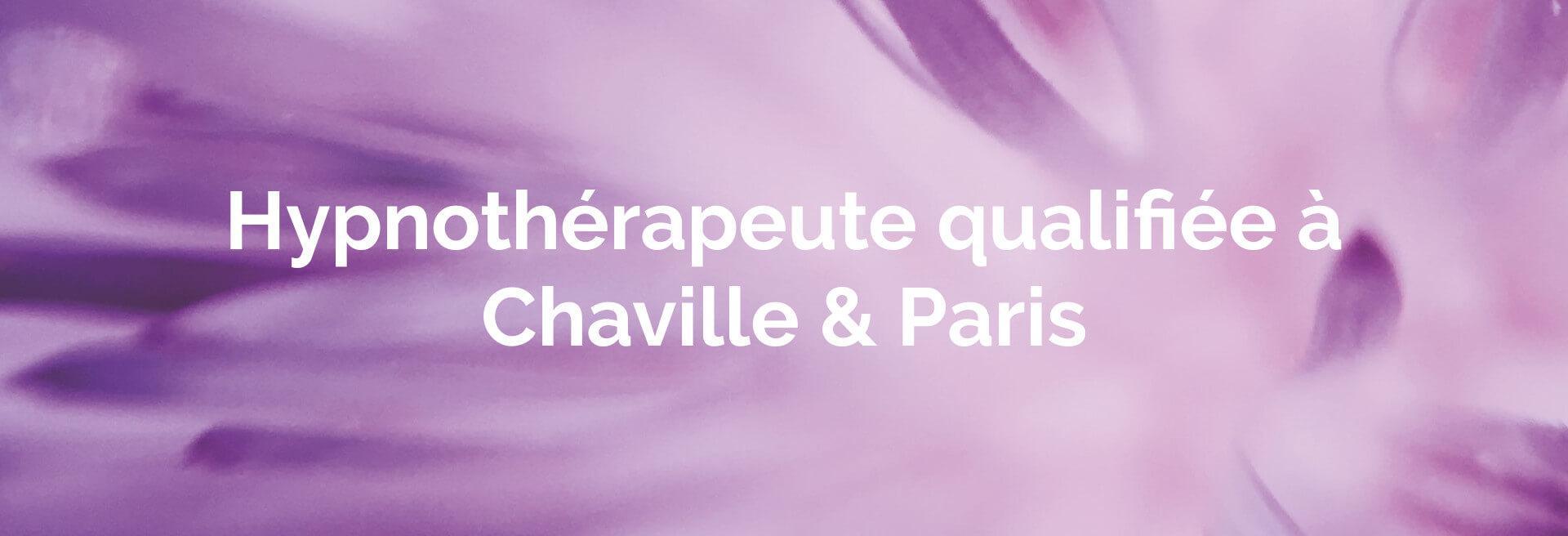 Hypnothérapeute qualifiée à Chaville & Paris